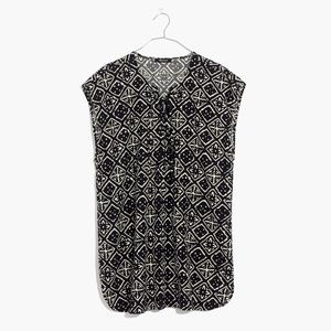 Madewell Patterned Cover Up S